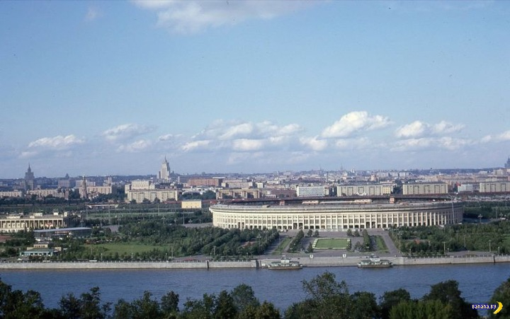 Москва 1960-ые