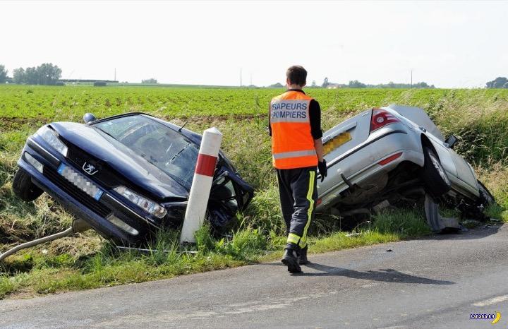 Франция замедлится до 80 км/ч