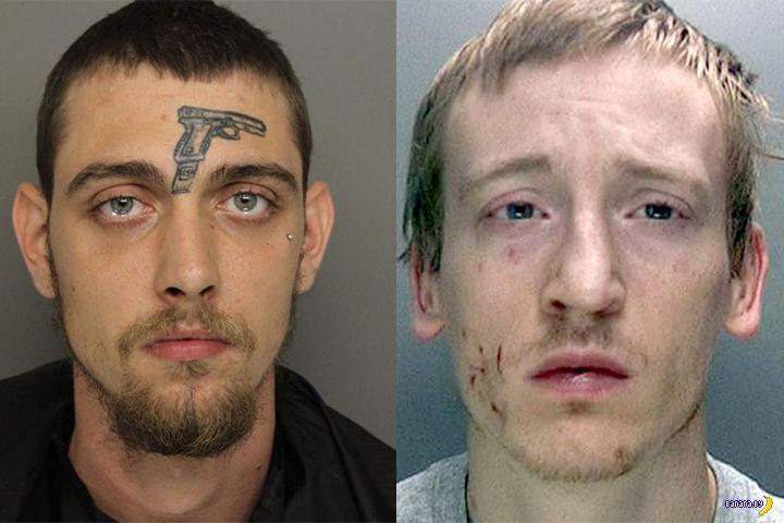 Два преступника-придурка, две судьбы