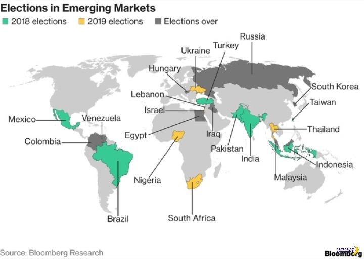Bloomberg не определился с Крымом