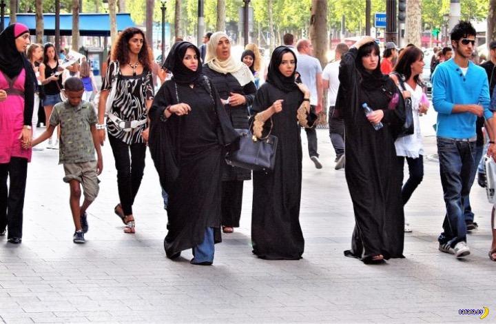 Исламизация и 16%