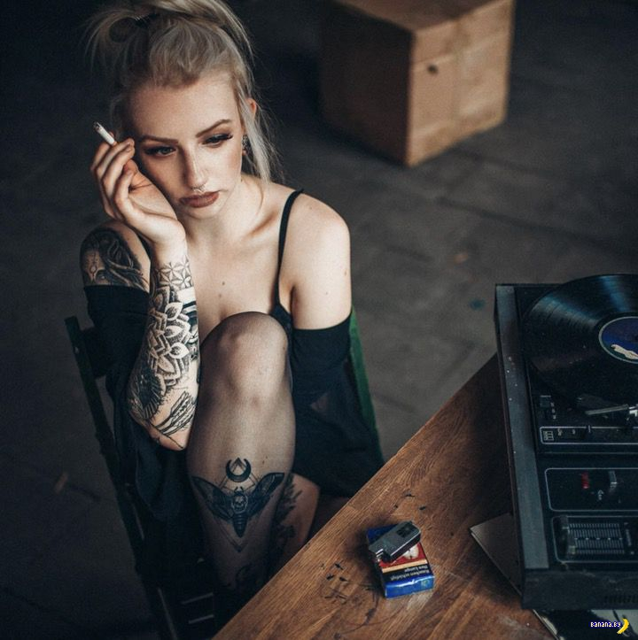 Расписные девушки - 129