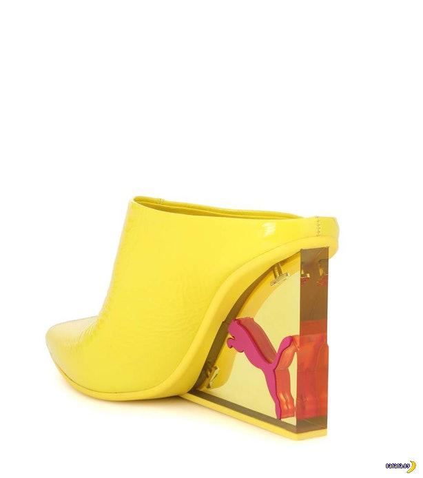 Как вам новая женская обувь от Puma?