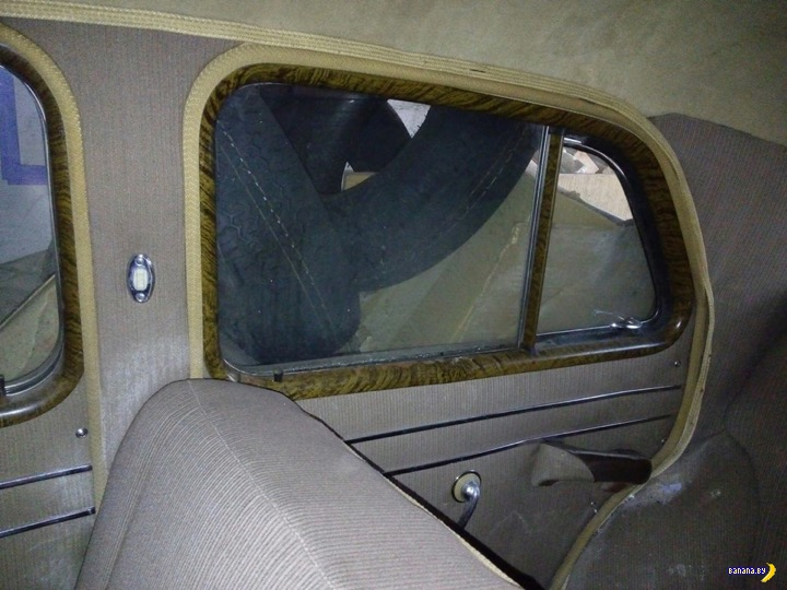 Мурманск, клад в гараже