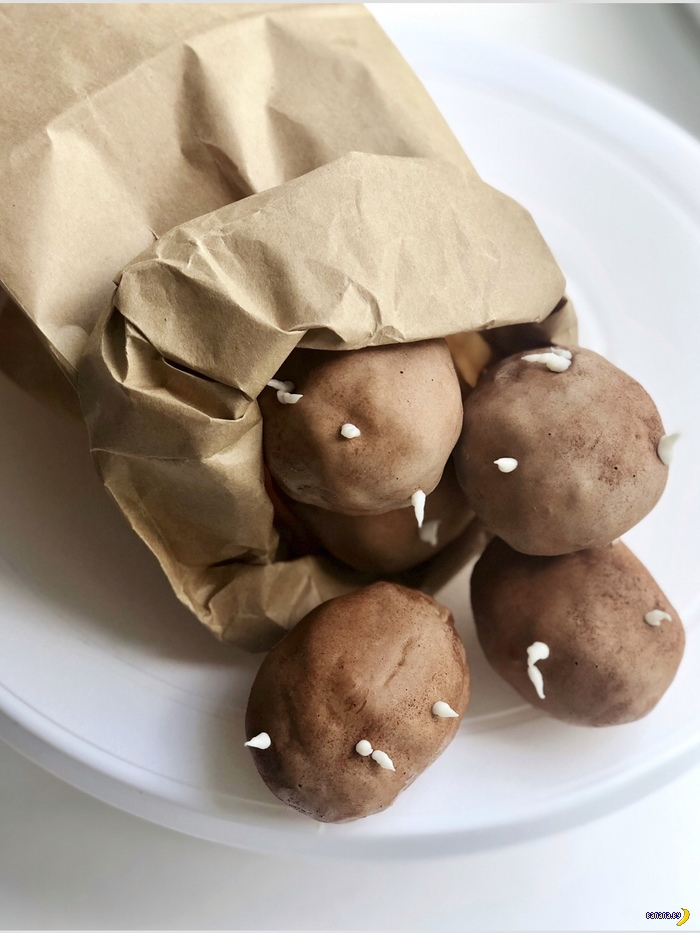 Картошечка!