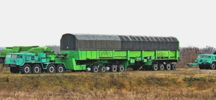 48 ведущих колёс – белорусские монстры в армии СССР