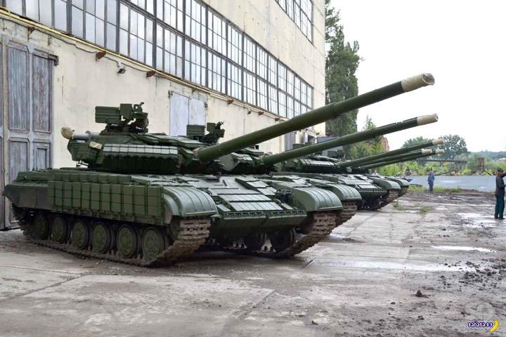 Украинские диггеры, украинские танки и украинский пофигизм