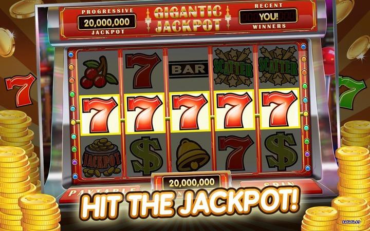 Игровые автоматы в казино Вулкан против обычных