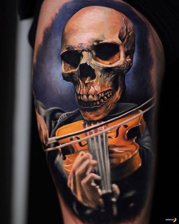 Татуировки на зависть - 107 - Yomicoart