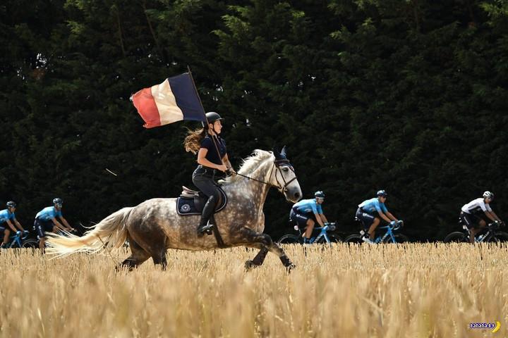 Тур де Франс 2018 и всякое безумие