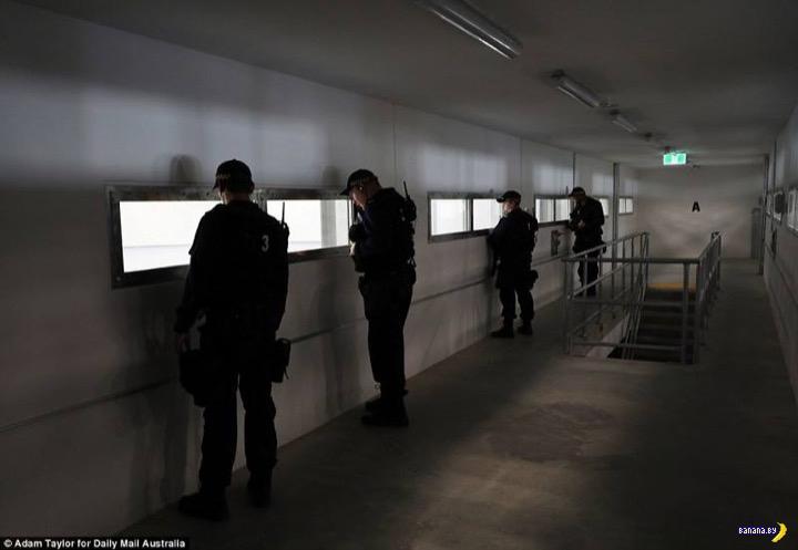 Австралийская тюрьма строгого режима в новом формате