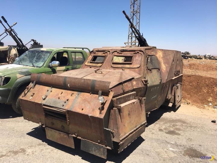 Заслуженный старичок БТР-152