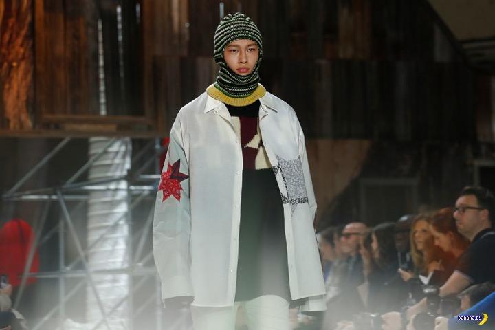 Calvin Klein и осенняя коллекция FALL 2018