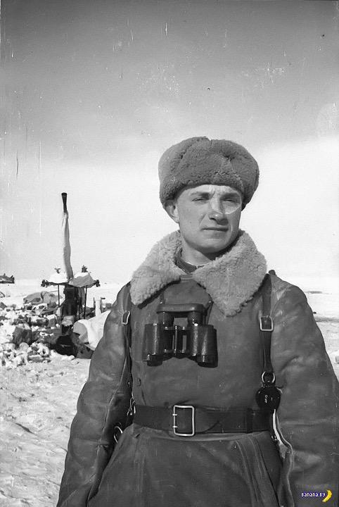 Немецкие солдаты зимой: воспоминания ветерана