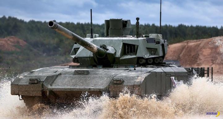 """""""Армата"""" не пригодилась, будет новый танк"""