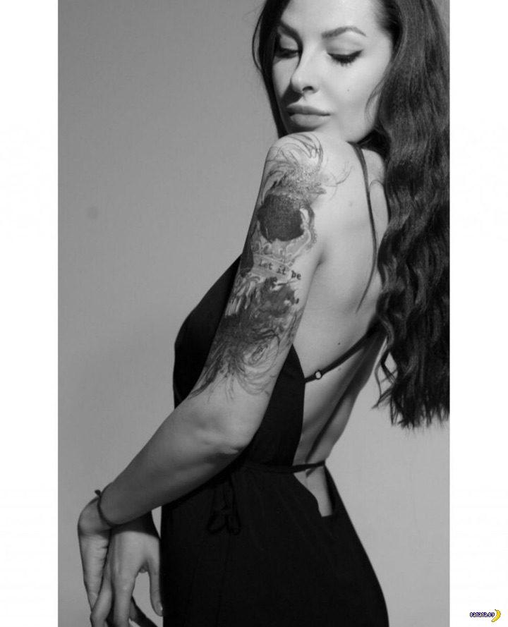 Сексуальная Наташа Краснова: одетая, полураздетая, голая