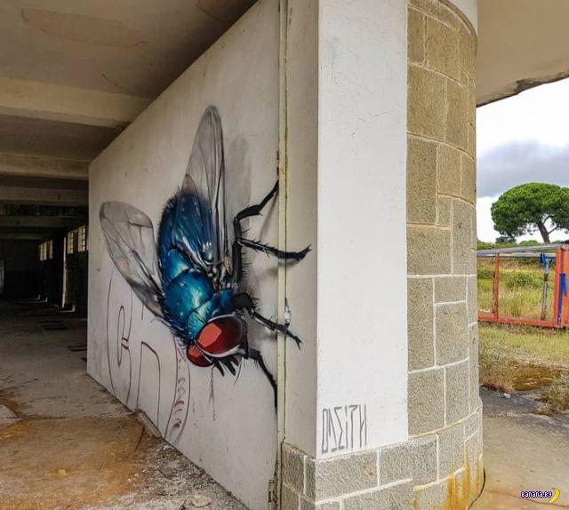Граффити от ODEITH