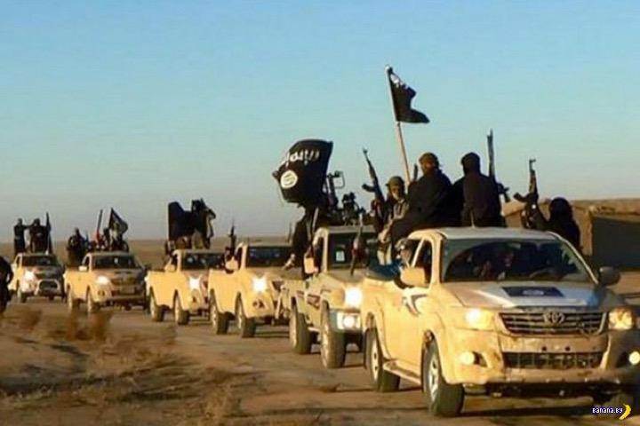 ИГИЛ разбито, говорили они...