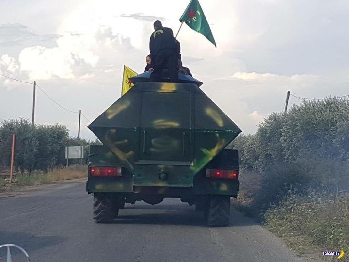 Интересная судьба курдского монстра