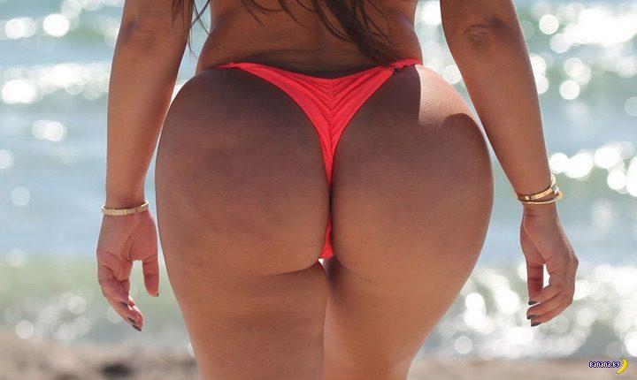 Анастасия Квитко снова на пляже!