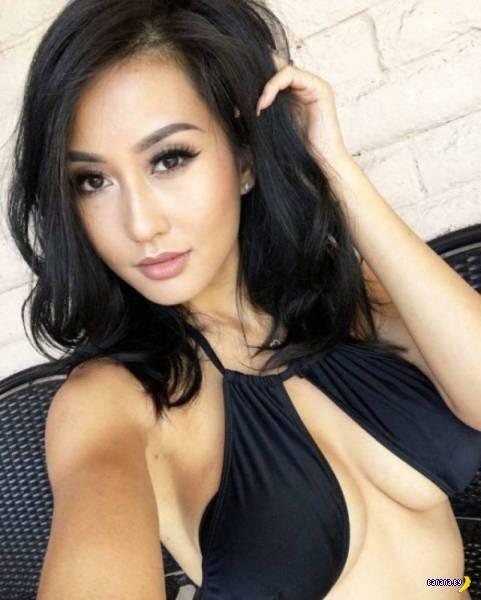 Красивые азиатки - 21