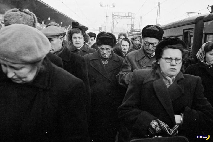 Москва 1950-ые