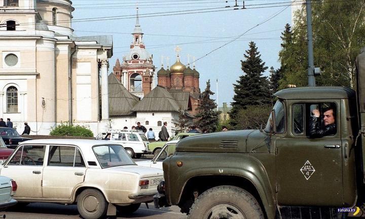 СССР 1980-ые