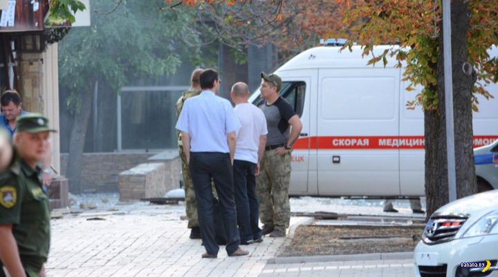 Гибель Захарченко – последние новости из Донецка