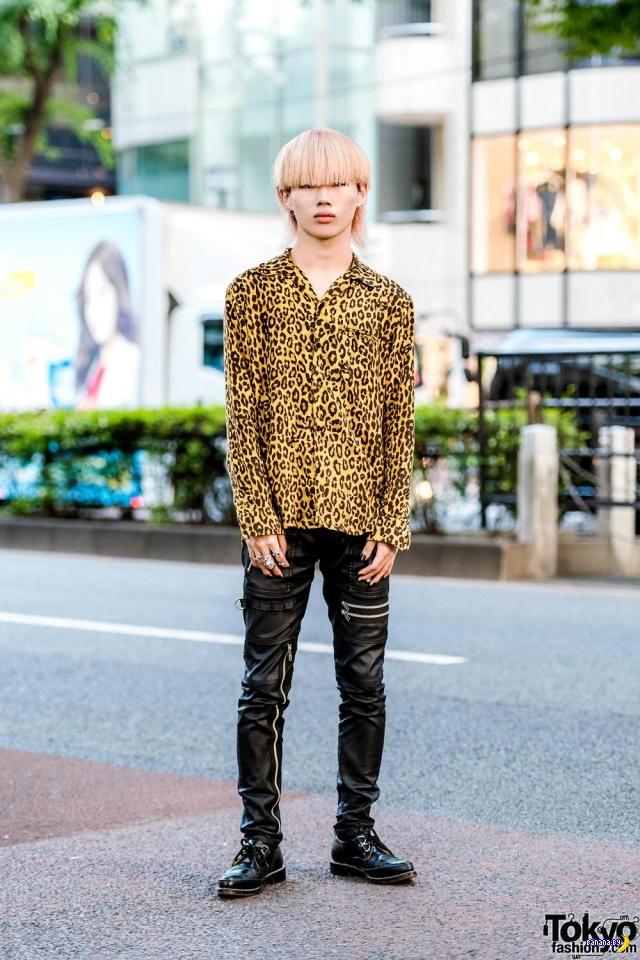 Модники с японских улиц