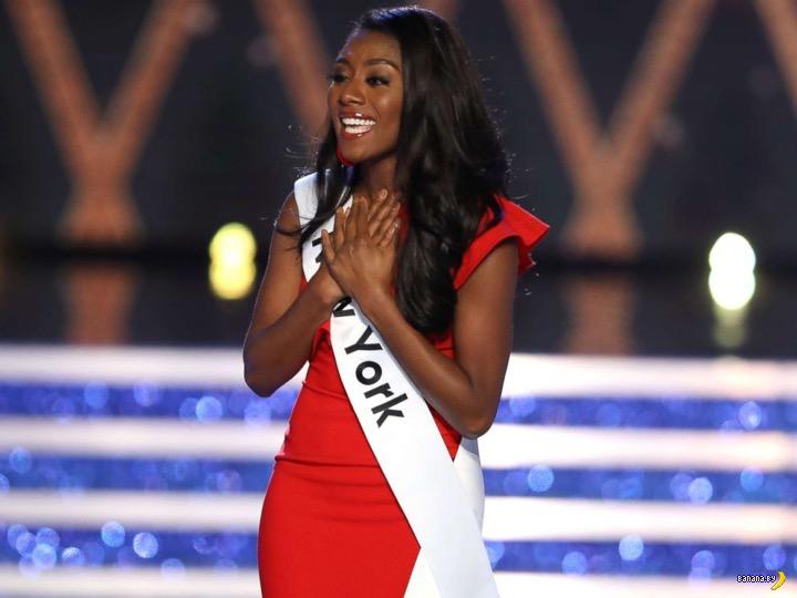 В штатах выбрали Мисс Америка 2019