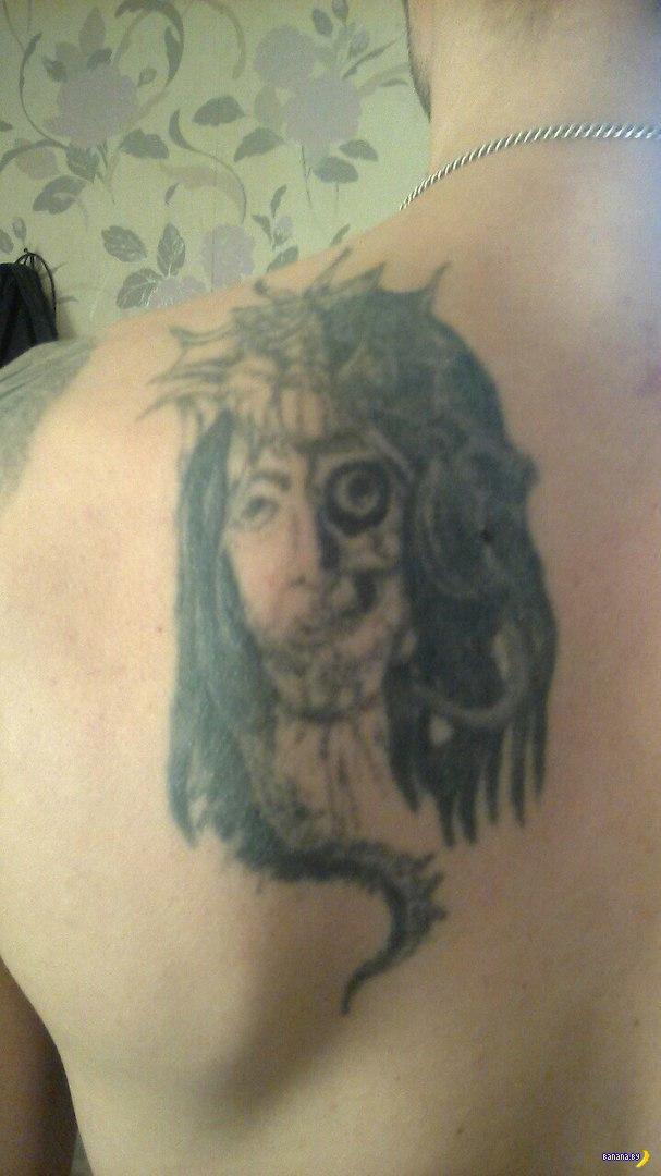 Татуировки на зависть - 110 - Всё плохо...