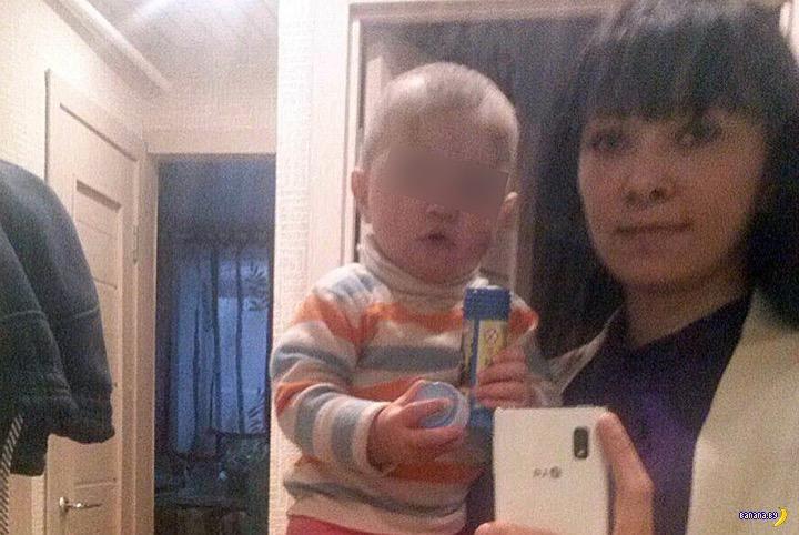 Дерзкий побег по простыням –сорвались мать с ребёнком