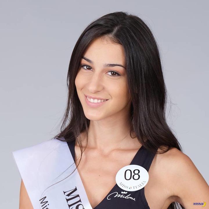 А как вам вице-мисс Италия 2018?
