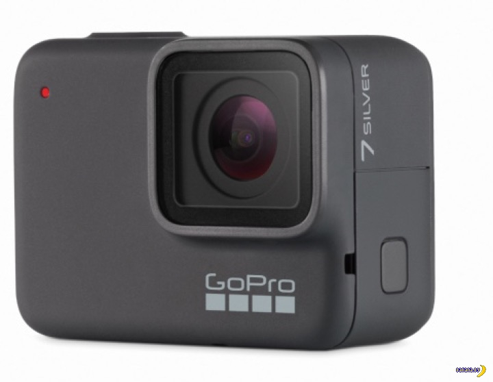 Появилась информация про камеру GoPro Hero 7
