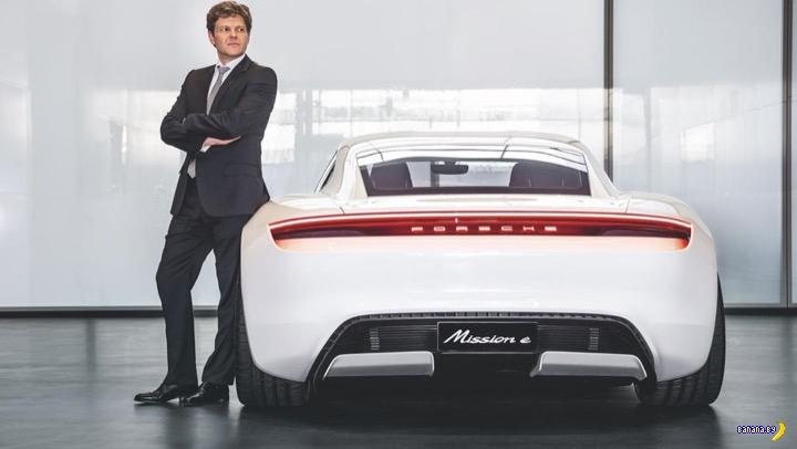 Компания Porsche попрощалась с дизельными двигателями