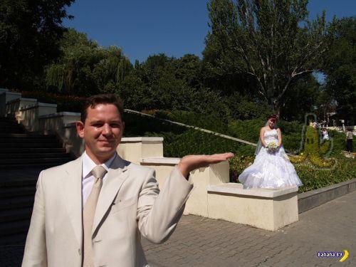 Свадебные кошмары - 61 - Невесты на ладошке и вариации