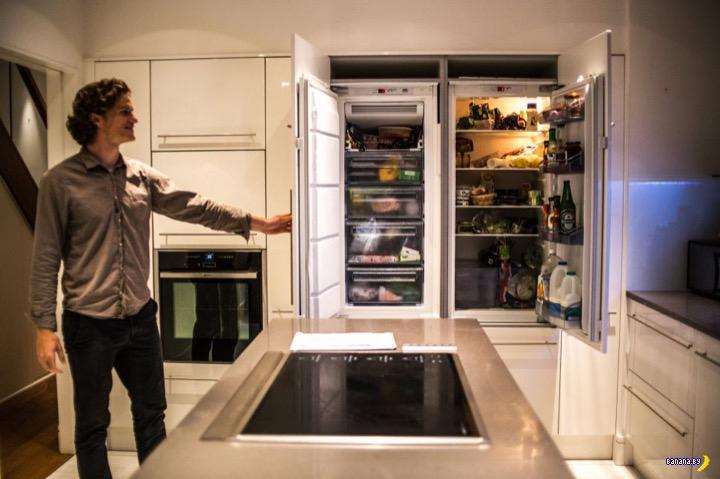 Как снимают дом вскладчину в Англии