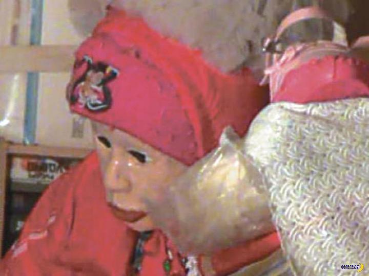 Вот этот дядя делал кукол из мёртвых детей