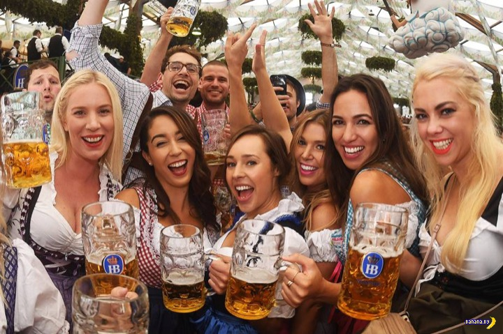 Результаты Oktoberfest 2018