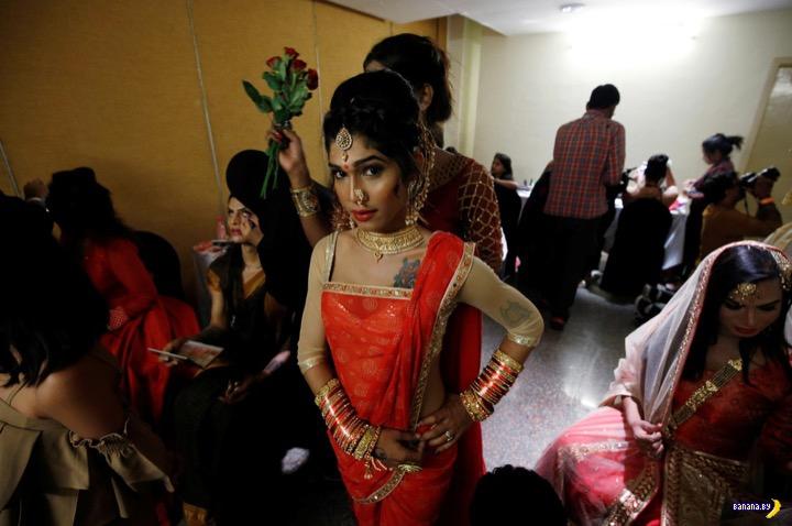 Конкурс красоты Miss Transqueen India 2018