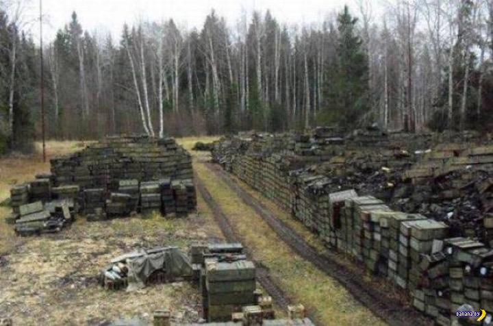 Министр обороны Украины сказал, кто виноват во взрыве склада
