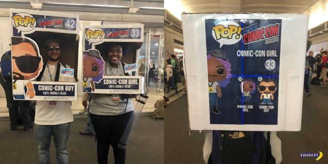 Годный косплей - New York Comic Con 2018