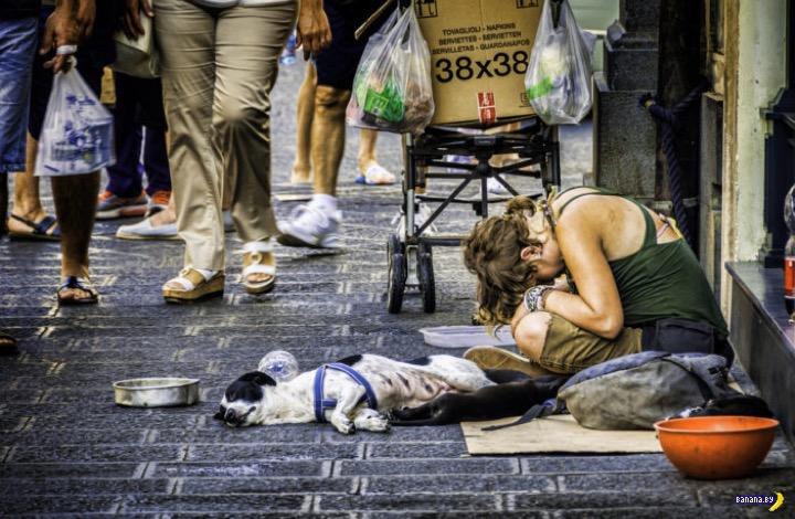 Италия –5 миллионов за чертой бедности