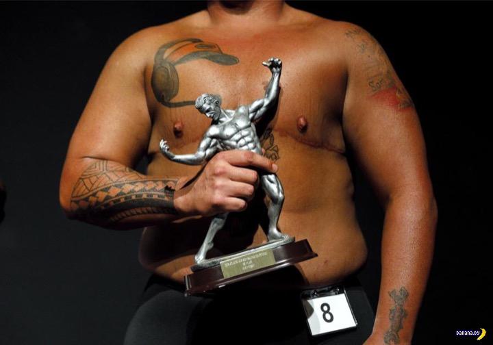 Чемпионат мира по бодибилдингу среди трансгендеров