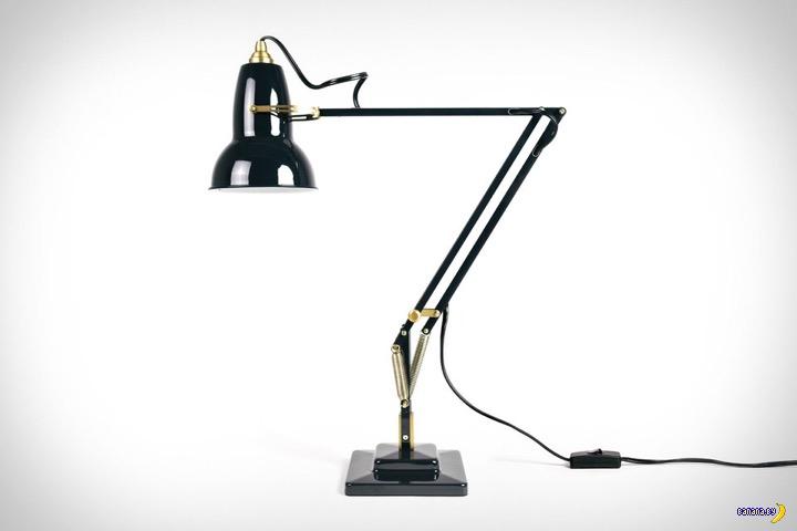 Настольная лампа Джеймса Бонда