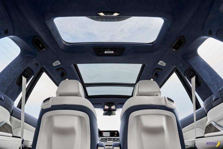 А как вам BMW X7?