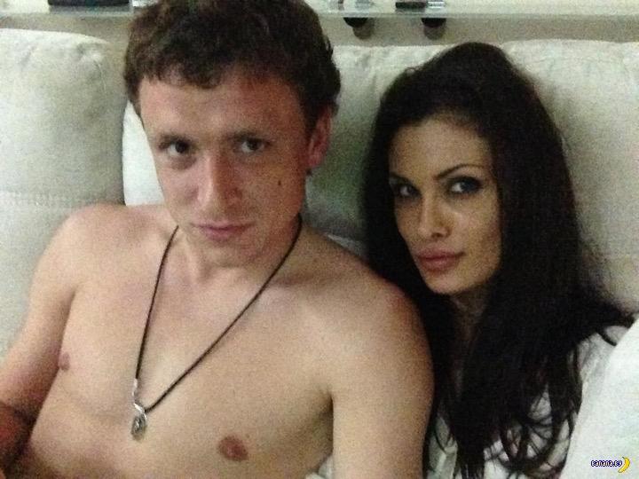 Жена футболиста Павла Мамаева и её голые фото в Сети