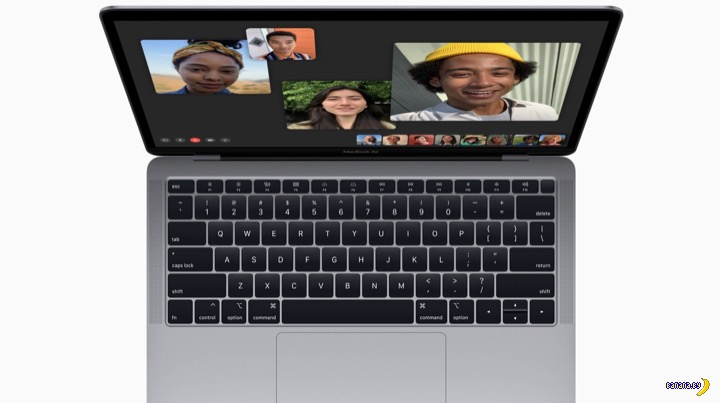 Представлен новый MacBook Air