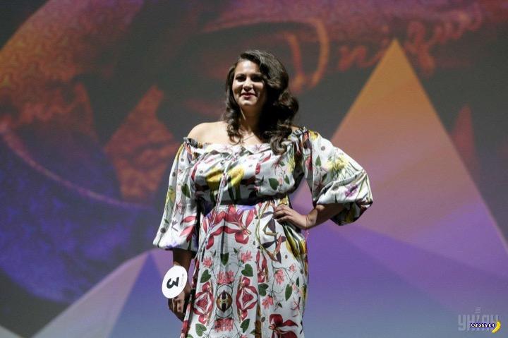 Конкурс красоты Miss Ukraine Plus Size прошел в Киеве