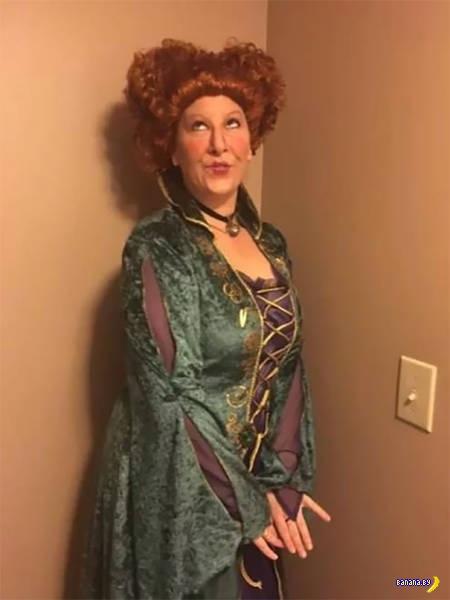 100500-ая подборка удачных костюмов на Хеллоуин